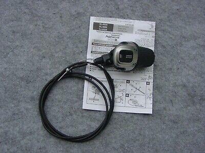 Shimano Schaltdrehgriff 8 Gang Nexus SL 8 S 20 1700 mm unbenutzt neuwertig