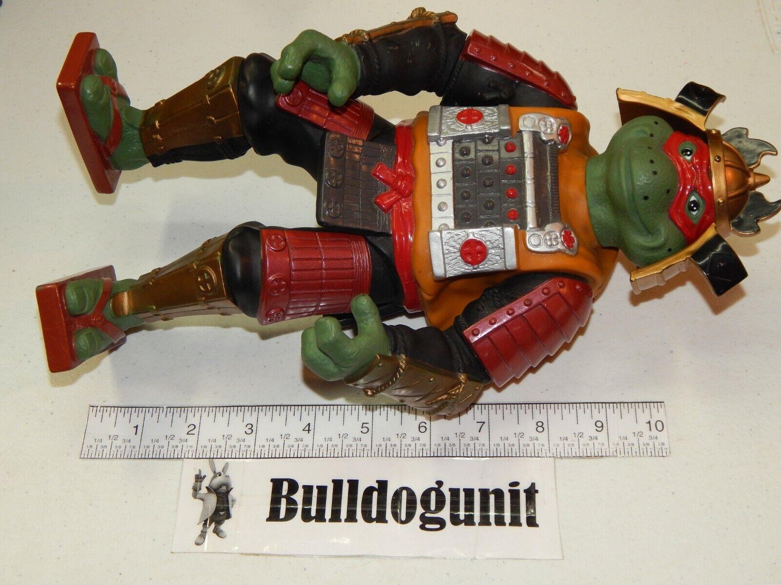 12  Movie Samurai Raphael Figura Teenage Mutant III Ninja Turtles gigante Raph