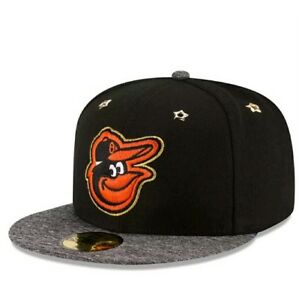 ca66d43acba4da Baltimore Orioles MLB All Star Game 59FIFTY On Field Fitted Hat ...