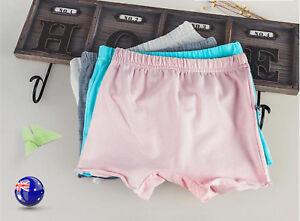 Girls-Kids-Child-School-Cotton-Bike-Short-pants-Safety-Underwear-Shorts-Panties