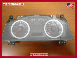 2010-2011-FORD-ESCAPE-SPEEDOMETER-INSTRUMENT-CLUSTER