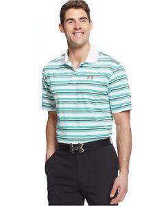 New-Mens-Under-Armour-Muscle-Golf-Polo-Shirt-2XL-3XL-4XL
