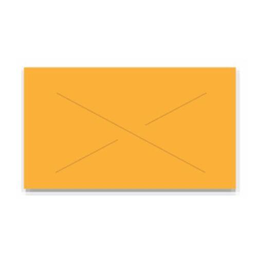 22-8 Garvey GX2212 Orange Security Cut Labels for Garvey Labelers 22-6 22-7