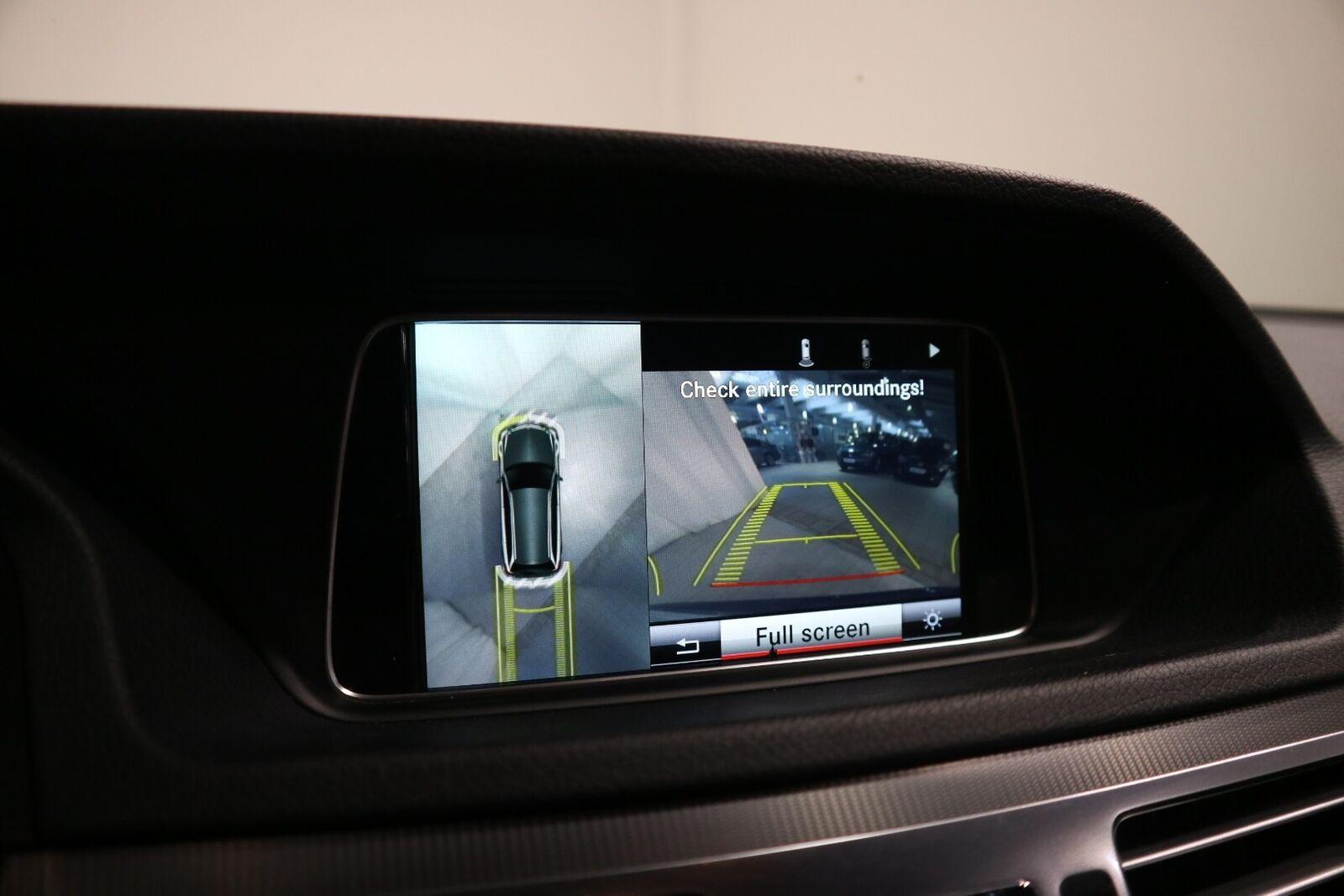 Mercedes E220 2,2 CDi Avantgarde AMG stc. aut. - billede 11