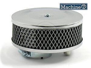 Classique VW Beetle Chrome Pancake Filtre à air mousse treillis métallique Split Bay Bus Camper