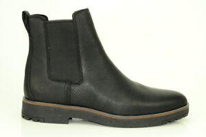 Timberland-Folk-Chelsea-Boots-Herren-Stiefeletten-Stiefel-Schuhe-A27SK