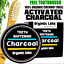 ORGANIC-ACTIVATED-CHARCOAL-COCONUT-TEETH-WHITENING-POWDER-AND-BAMBOO-TOOTHBRUSH thumbnail 1