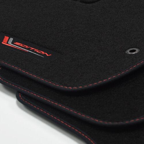 Gamuza tapices Edition adecuado para Hyundai Kona a partir del año 11//2017 VBR