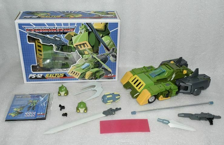 nuovo MMC Transformers Ocular Max PS12 Saltus MP Springer cifra In Stock