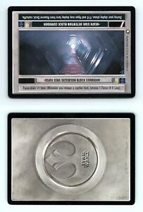 In Range Star Wars Special Edition Limited 1998 DS Common CCG Card