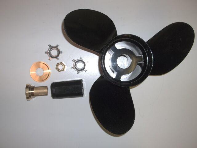 Mercury Mercruiser Propeller 14-1//4x21 14.25 Prop same as 48-832832A45 Black Max