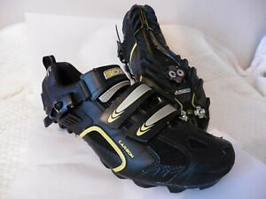Scott Carbon X Traction Road Bike Cycling Shoes Size Uk 9 5 Us 10 Used Free P P Ebay