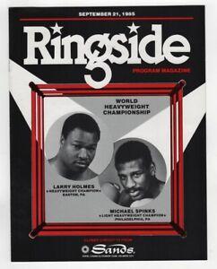 1985-Larry-Holmes-v-Michael-Spinks-Closed-Circuit-Program-Ringside-Sands-NMT