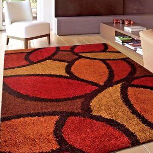 rugs area rugs carpet 8x10 shag rugs area rug modern large floral big cool rugs ebay. Black Bedroom Furniture Sets. Home Design Ideas