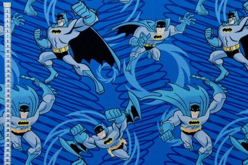 Curtains DC Comics Batman Blue Fabric 100/% Cotton Upholstery