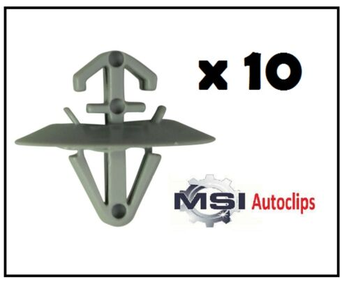 10 x IVECO DAILY Van Side Moulding Trim Clips