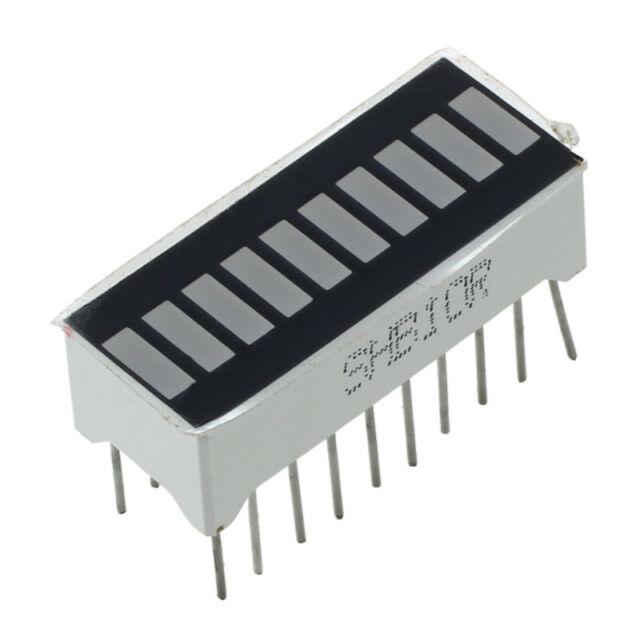 1X( 10 Segment Red LED Bar-graph Display K8C5)