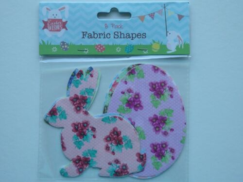Selection of Easter Felt or Fabric Decorating Packs Choice of 7