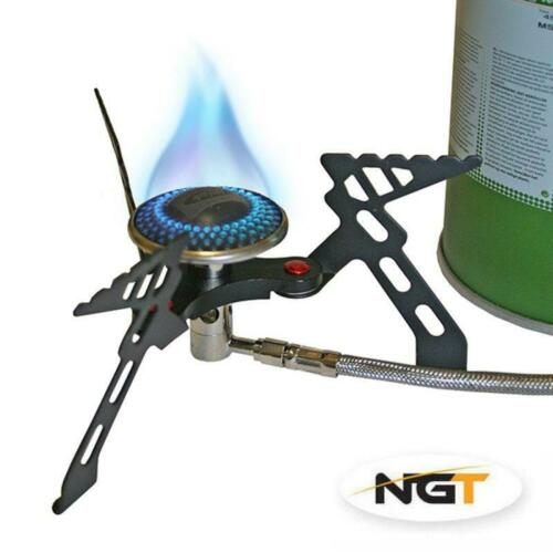 NGT Gaskocher Campingkocher 3000 Watt Outdoor Carp Cooking Gas Stove Camping