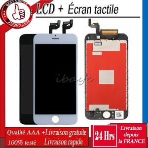 ECRAN LCD VITRE TACTILE IPHONE 6S 6S PLUS ORIGINAL TIANMA ASSEMBLÉ+CADRE+FILM