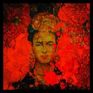 Pop Art Motiv Salvador Dali 100x100 Acrylglas Bild//Loft//Druck//Porträt