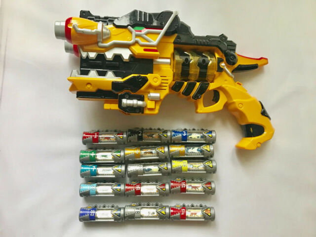 POWER RANGERS DINO CHARGE MORPHER RED DELUXE SABER LIGHTS SOUNDS DINO CHARGER