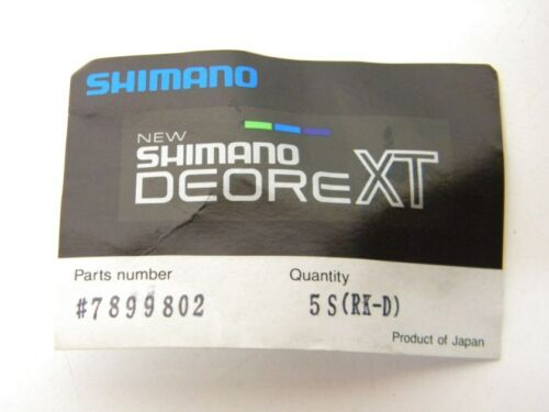 090 #7899802 NOS Shimano Deore XT Cartridge Type Bearing for HP-M742