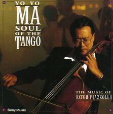 Yo-Yo Ma - Soul of the Tango [New CD]
