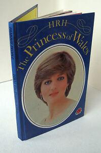 """Acheter Pas Cher Ladybird Livre """"son Altesse Royale La Princesse De Galles-première édition Edition-afficher Le Titre D'origine"""