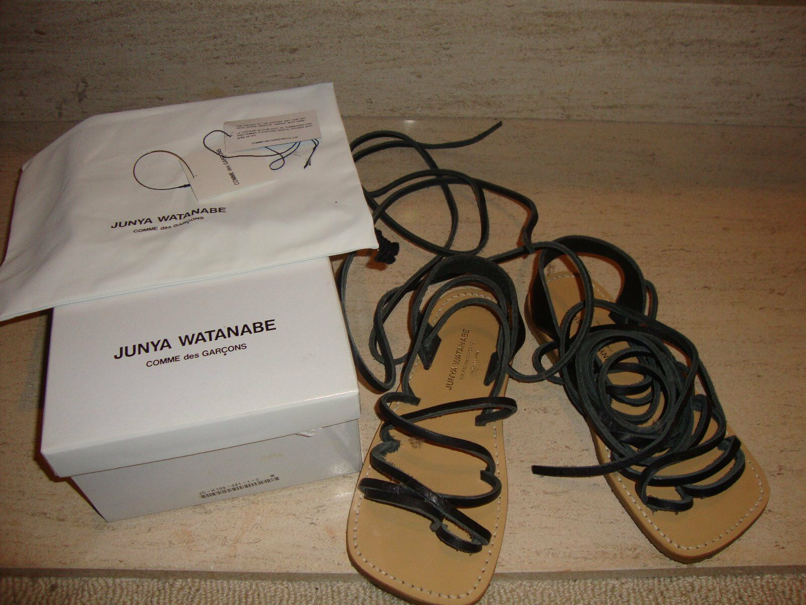 CRAZY COOL NEW SANDALS SANDALS SANDALS BY JUNYA WANATABE FOR COMME DES GARCONS 40ad52