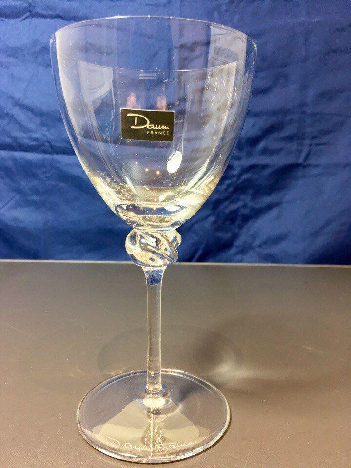 Daum Bolero Calice Vino Vino Vino Set 6 pz. - 1005-63 - Verre n=3 set 6 pcs.- Crystal NEW 4ee911