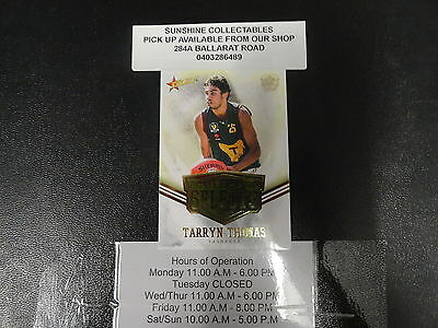 Australian Football Cards Initiative 2016 Afl Future Force Sheehan Selects Ss18 Tarryn Thomas