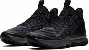 Nike Lebron Witness 4 IV Triple Black