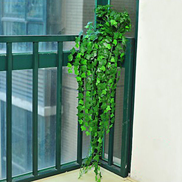 8.2feet Artificial Hanging Ivy Garland Plants Vine Fake Foliage Flowers Home