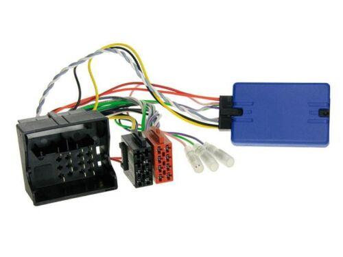a partir de 2008 JVC LFB adaptador Conexión volante radio para citroën berlingo 2 gen