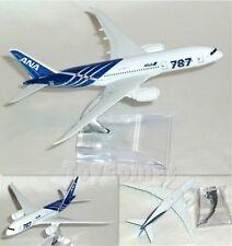ANA Airlines Japan Boeing 787 Airplane 16cm DieCast Plane Model