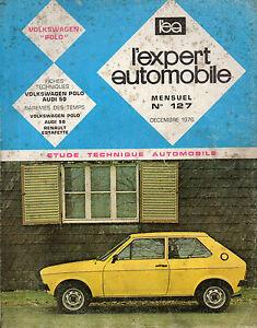 Doux Rta Revue Technique Automobile N° 127 Volkswagen Polo