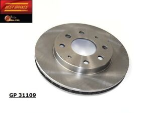 Disc-Brake-Rotor-fits-1992-1994-Plymouth-Colt-BEST-BRAKES-USA