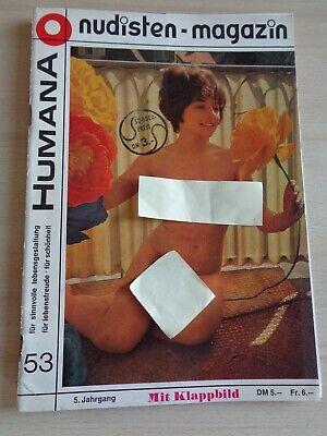 Nudisten Zeitschrift
