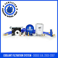 Coolant Filter System For Dodge Cummins 2003-2007 5.9l