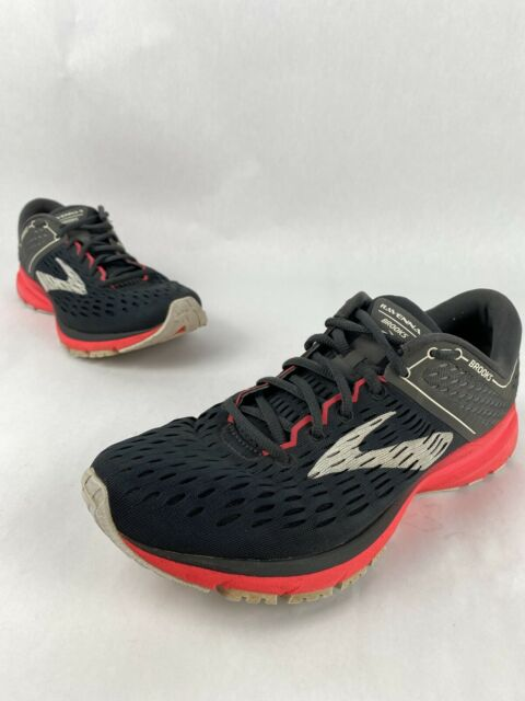 Brooks Womens Ravenna 9 Running Shoes Trainers Sneakers Black Sports Breathable