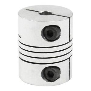 6mm to 6mm CNC Stepper Motor Shaft Coupling Coupler for Encoder
