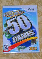 Around The World In 50 Games Wii