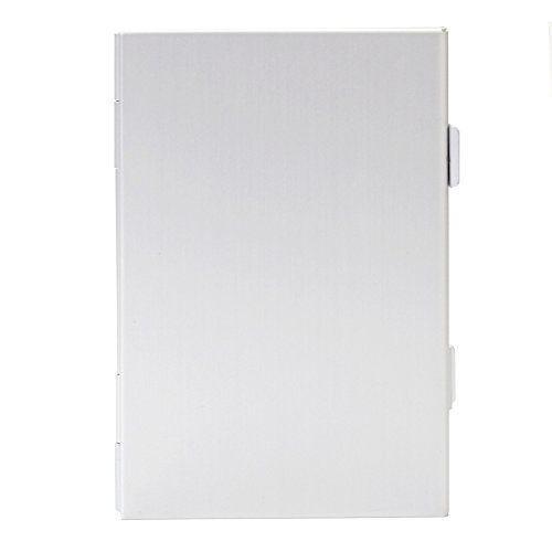 Memoria de aleación de aluminio 2x CF Caja de almacenamiento de tarjeta 3x PSV Estuche Soporte vendedor del Reino Unido