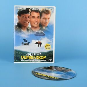 Operation-Dumbo-Drop-Disney-DVD-GUARANTEED-Bilingual