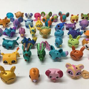 Random 20pcs Animal Jam Adopt A Pet Rare Cute Figures Kid Toy Ebay