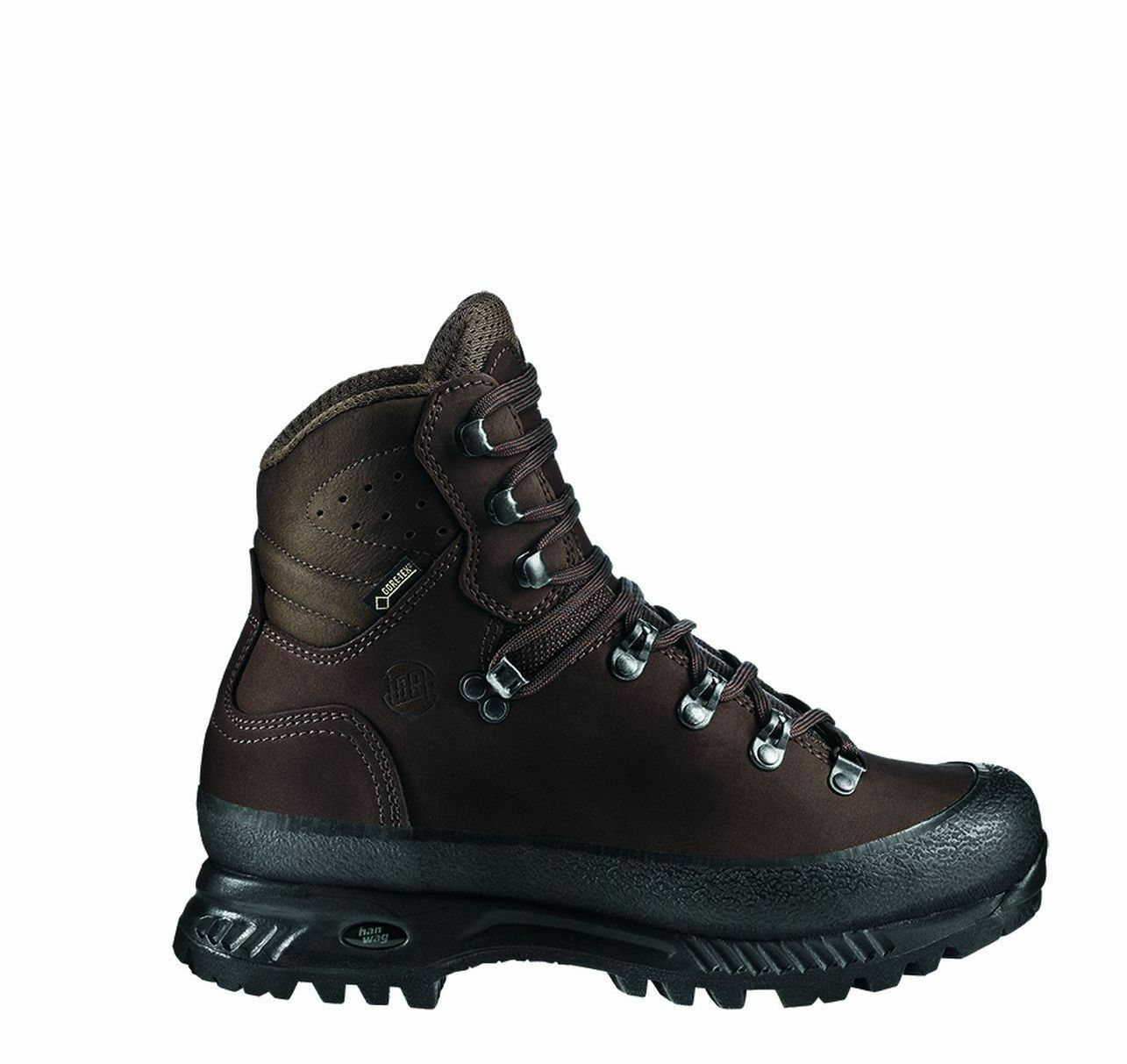 Hanwag Mountain schoenen nazi GTX mannen afmeting 12,5 --48 Earth