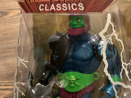 MOTUC MASTERS OF THE UNIVERSE CLASSICS NEW FIGURES FIRST ISSUE NIB SEALED MOTU