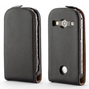 Samsung-Galaxy-Xcover-2-S7710-custodia-nero-flip-case-cover