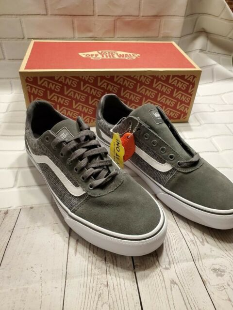 VANS Ward Deluxe Elevated T\u0026l Shoes for